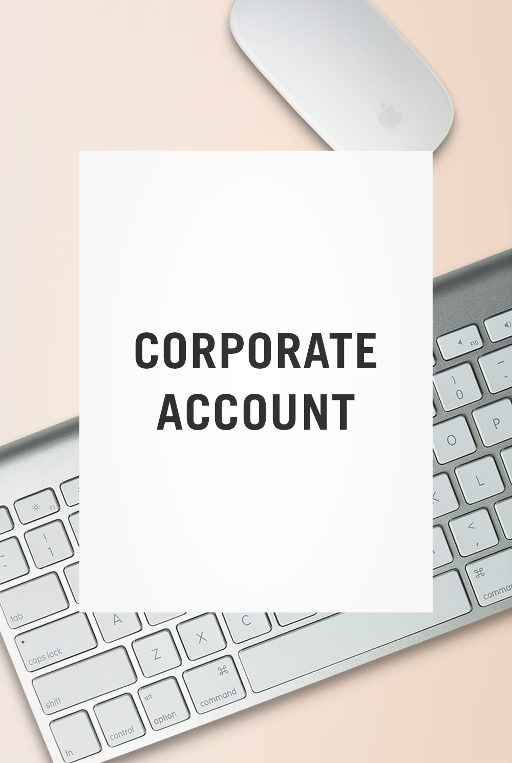 Pikto Corporate account