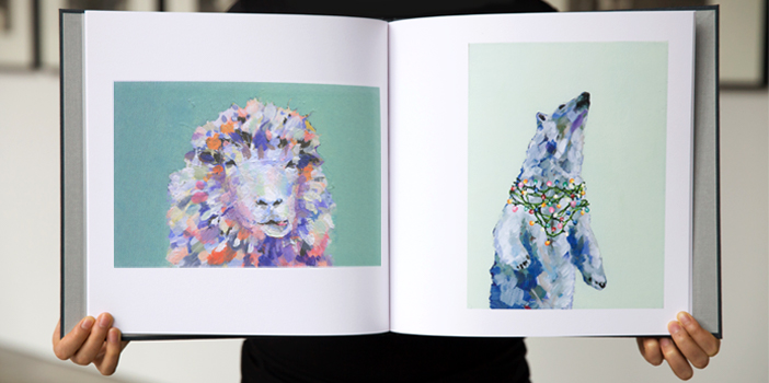 Pikto Cold press artbooks