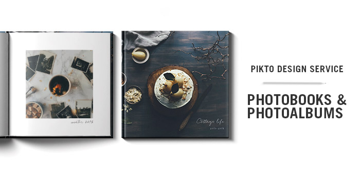 PhotoBook & Album Design Service