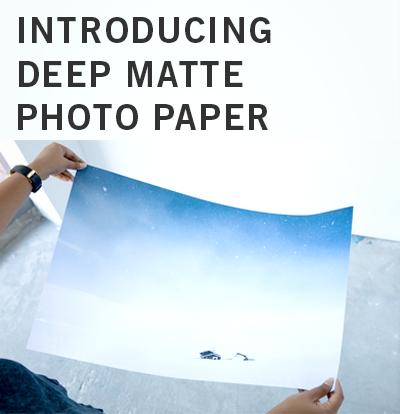 Deep Matte Paper