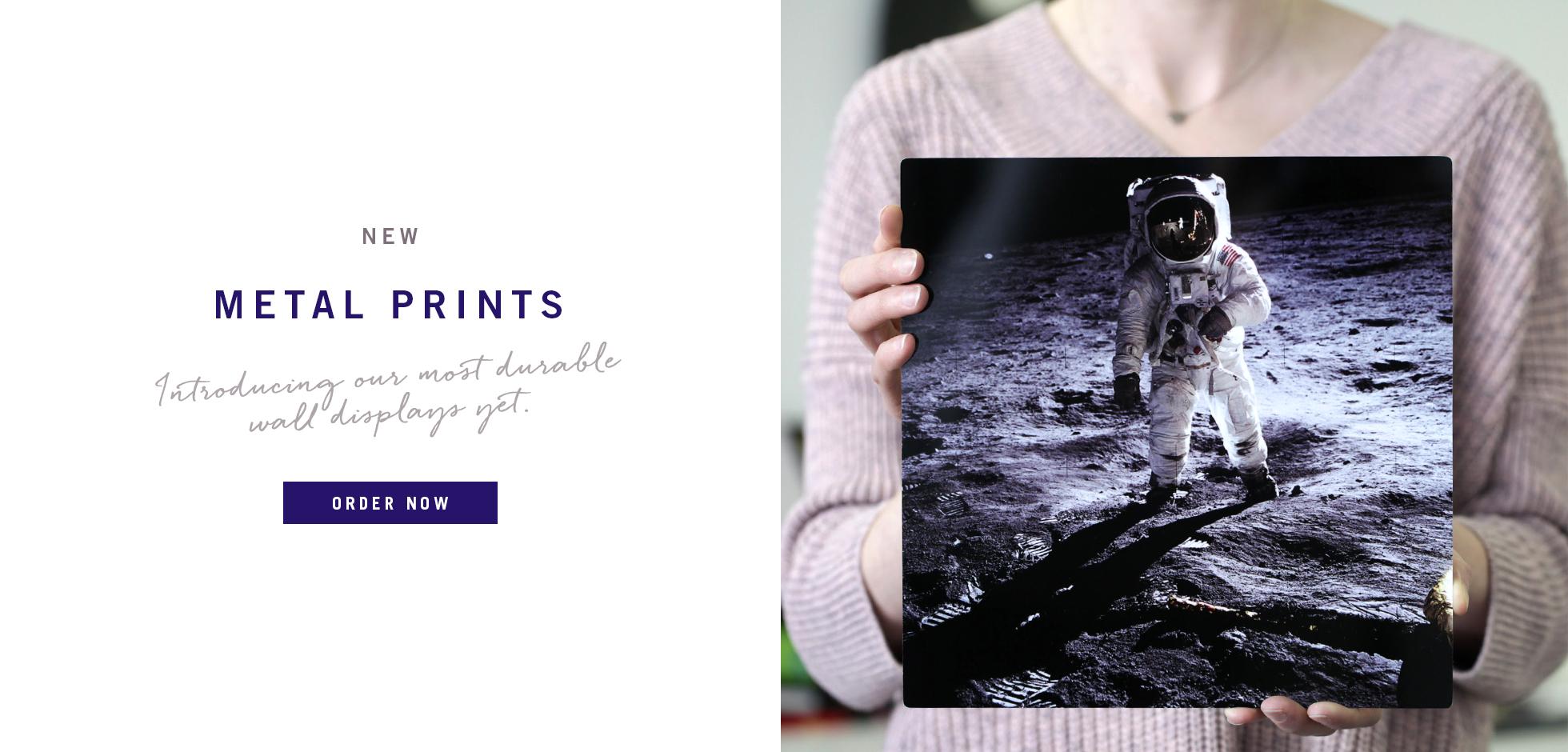 Pikto high quality custom prints books wall displays metalprints reheart Gallery