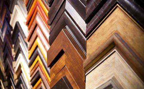 custom framing services