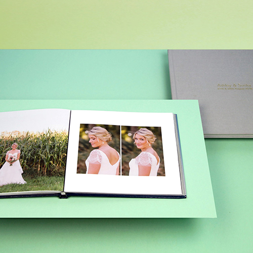 The Premium layflat Photobook
